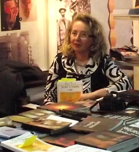 Angela Furtuna lansarea La anul la Ierusalim Gaudeamus