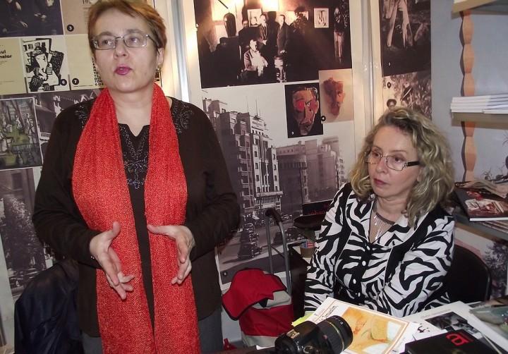 Simona Grazia Dima despre cartea Angelei Furtuna, La anul, la Ierusalim