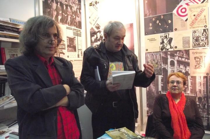 Lansarea volumului La anul, la Ierusalim, o carte, de Angela Furtuna - Gaudeamus, 2010