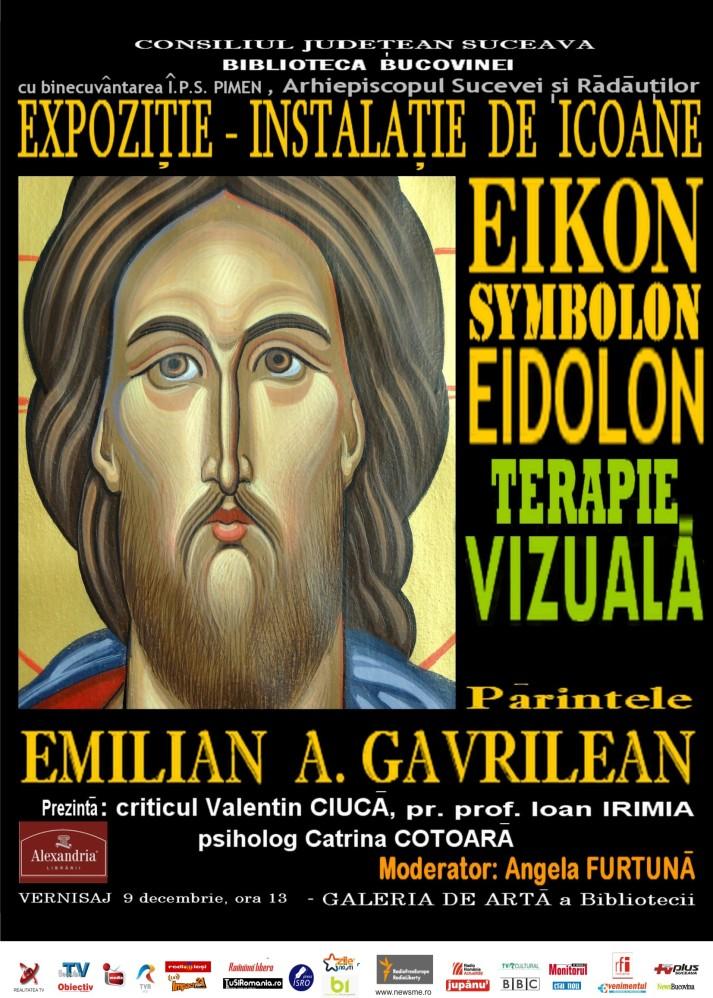 Eikon, Symbolon, Eidolon