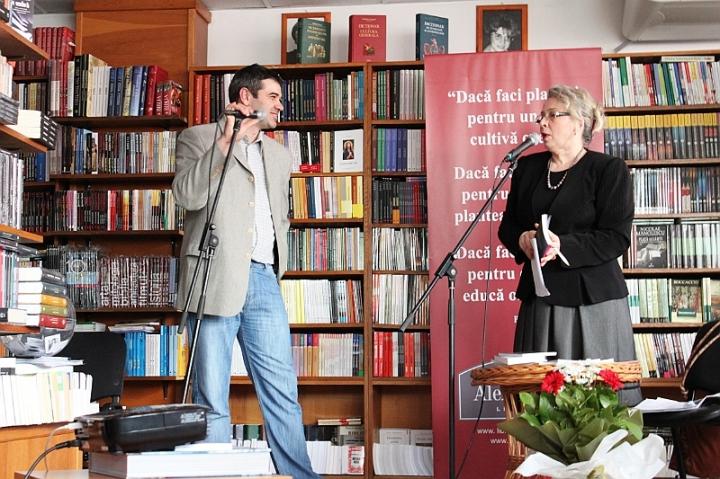 Angela Furtuna Conferinţa Centenar Emil Cioran