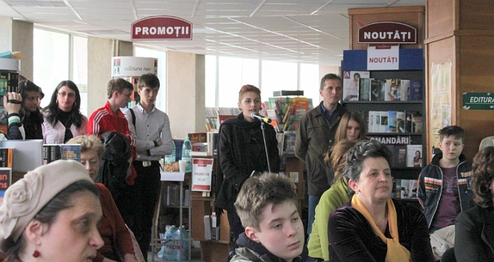 Centenar Emil Cioran Eveniment Casa Cartii Librariile Alexandria 8 aprilie 2011