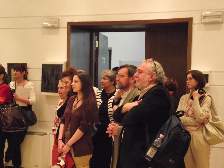 Conferinţa Internaţională Bucureşti - Zurich - Paris - Tel Aviv: Avangardişti români şi evrei în spaţiul cultural românesc . 26 - 27 mai 2011 - Biblioteca Academiei Române