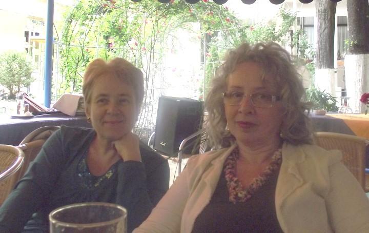 Angela Furtuna Archive: Simona Grazia Dima si Angela Furtuna