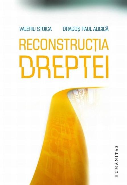 angela furtuna prezentare reconstructia dreptei de valeriu stoica si dragos paul aligica oct 2011