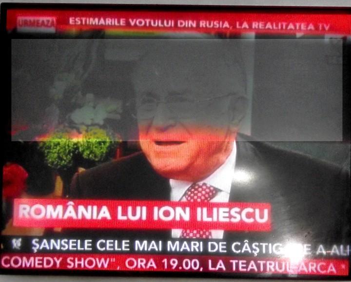 Ion Iliescu la Realitatea TV  4 martie 2012