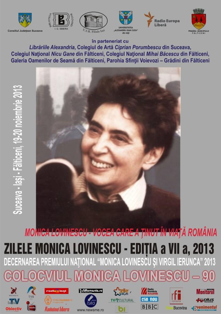 AFIS generic Zilele Monica Lovinescu 2013
