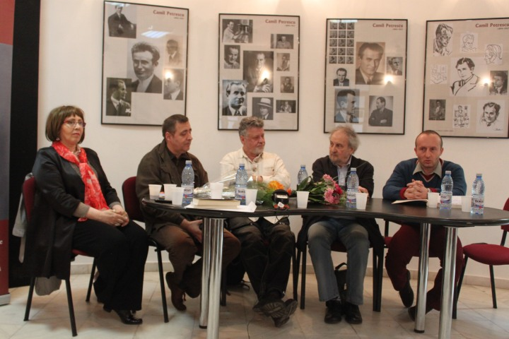 Angela Furtuna, Tudorel Urian, Pavel Susara, Devis Grebu, Felix Nicolau
